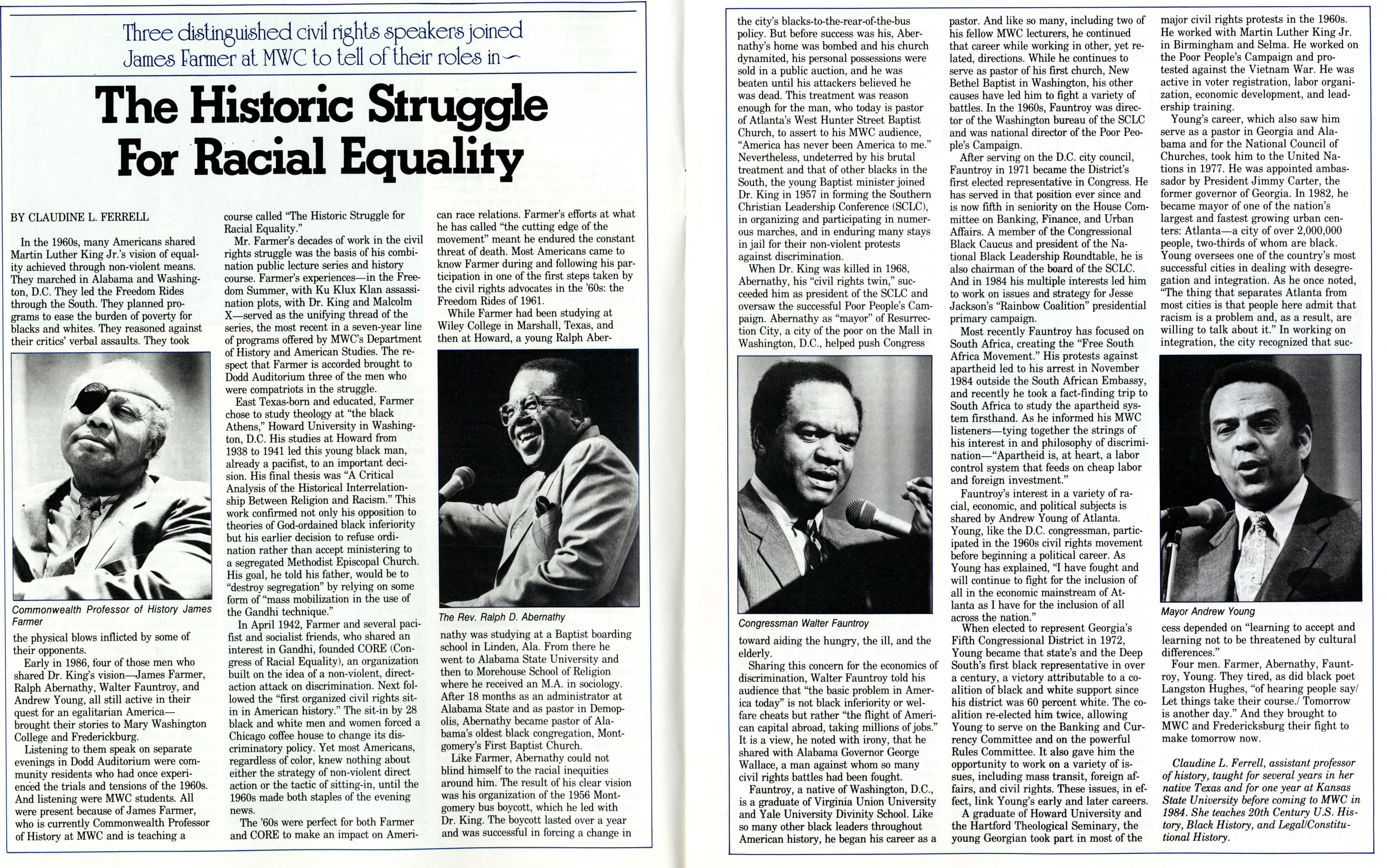 blacks a struggle for equalty essay In 1901 the naacp was form to fight for equal rights for african american and has been a key in reshaping governmental and policies concerning equality for all black activists and white activists alike pursued the struggle against racial segregation in the united states by both political and legal means which created a number of setbacks.